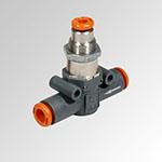 In-line stop valve STP L