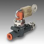 V2V/V3V pipe-thread padlocked