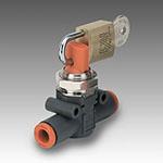 V2V-V3V pipe-pipe padlocked