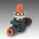 In-line shut-off valve V3V L and V2V L